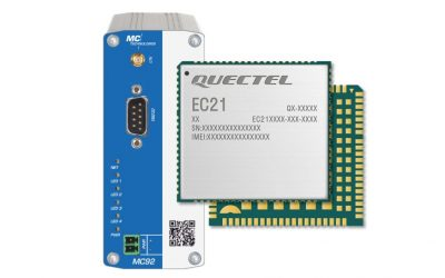 MC Technologies selects Quectel EC21 modules for New LTE Router series
