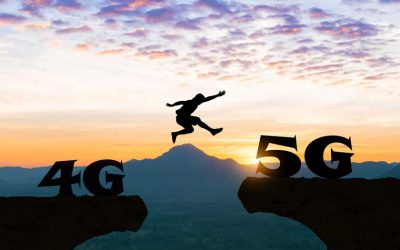 Say hello to 5G …